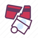 card, credit, fraud icon