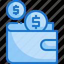 wallet, money, finance, business, billfold, cash