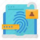 authentication, password, security, system icon