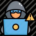 cyber, security, hacker, job, user, avatar, internet