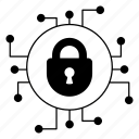 cyber, cyber security, encryption, network protection, security icon