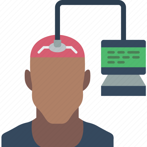 Brain, cybernetics, transfer icon - Download on Iconfinder