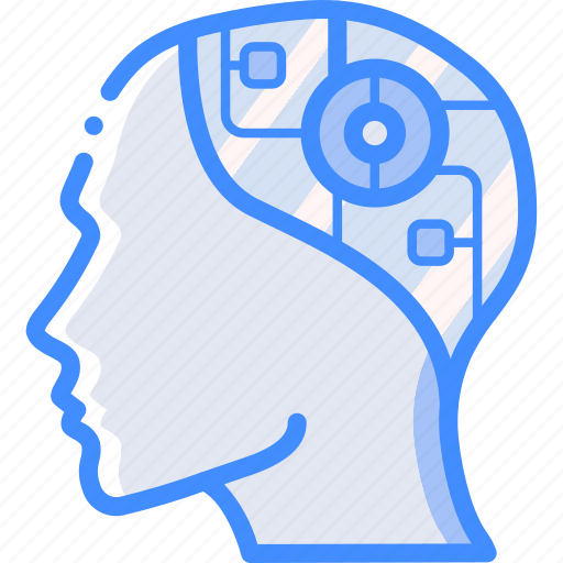 Android, cybernetics, head icon - Download on Iconfinder