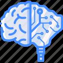 brain, cybernetic, cybernetics