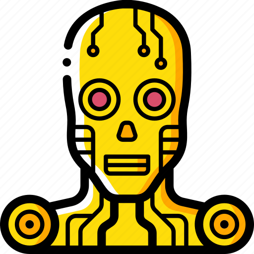 android, cybernetics icon