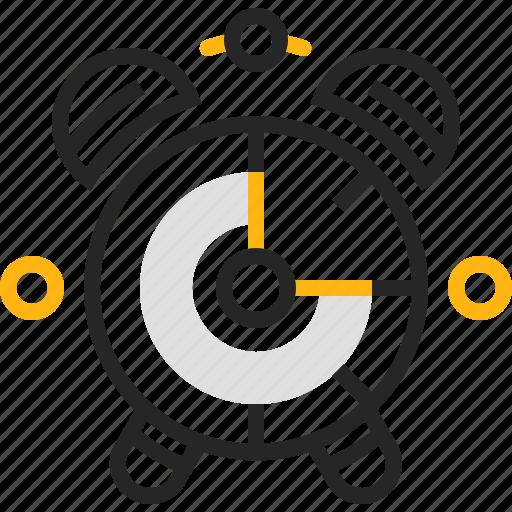 Alarm, alarm clock, clock, time, bell, date, timer icon - Download on Iconfinder