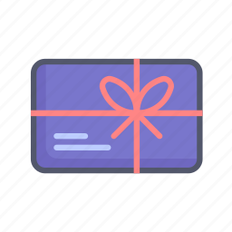 card, credit catd, debit card, gift, gift card, shopping card icon