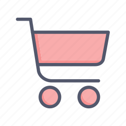 buy, cart, sell, shop, shopping, shopping cart icon