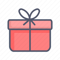 box, gift, gift box, present, surprise icon