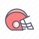bike helmet, helmet, protection, sports helmet icon