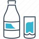 drink, food, milk icon