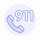 accident, call, crash, crime, danger, disaster, emergency, event, help, number, phone, rescue
