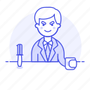 boss, crime, criminals, danger, drink, gangster, knife, mafia, organized icon