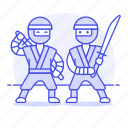 ninja, danger, crime, ninjutsu, shinobi, agent, training, mercenary, sword, assasin, cover