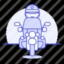 officer, crime, enforcement, female, guard, danger, law, biking, bike, civil, motorcycle, police