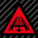 danger, mill, rolling, warning, attention, caution, hazard
