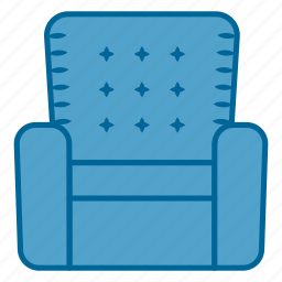 armchair, comfort, couch, furniture, home, seat, sofa icon