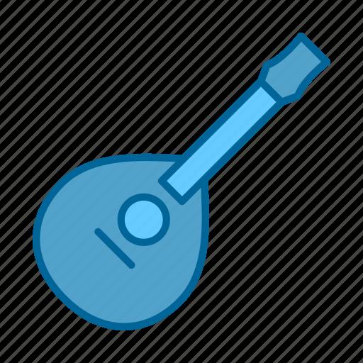 band, banjo, instrument, music, samba, song, strings icon