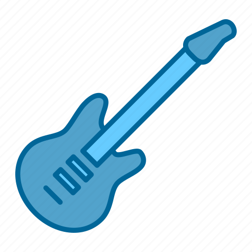 bass, bass guitar, instrument, music, rock, song, strings icon