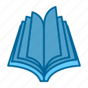 book, education, learning, reading, school, student, study icon