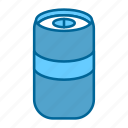 alcohol, beverage, can, drink, fizzy, soda, soft drink icon