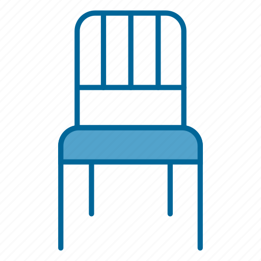 chair, furniture, home, interior, relax, rest, seat icon