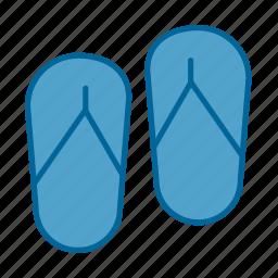 feet, flipflops, foot, footwear, havaianas, sandals, shoes icon