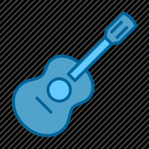 acoustic, acoustic guitar, band, guitar, instrument, rock, ukulele icon