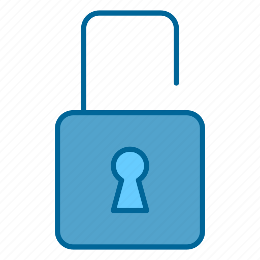 lock, login, padlock, password, protection, safety, security icon