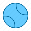 ball, competition, sport, sports, tennis, tennis ball, winbledom icon