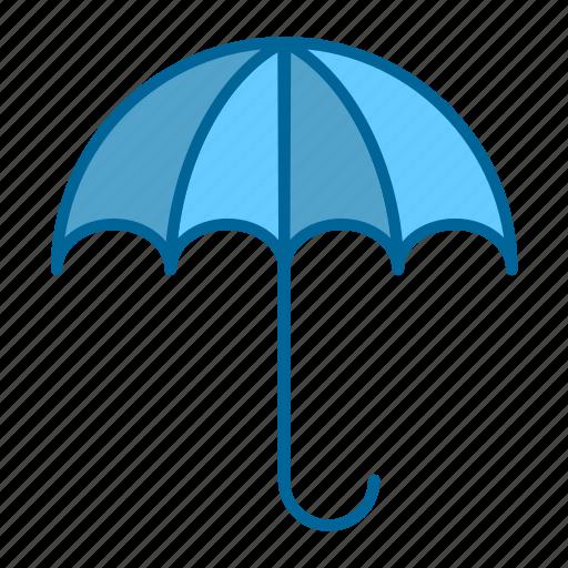 protection, rain, rainny, safety, sun, umbrella, weather icon