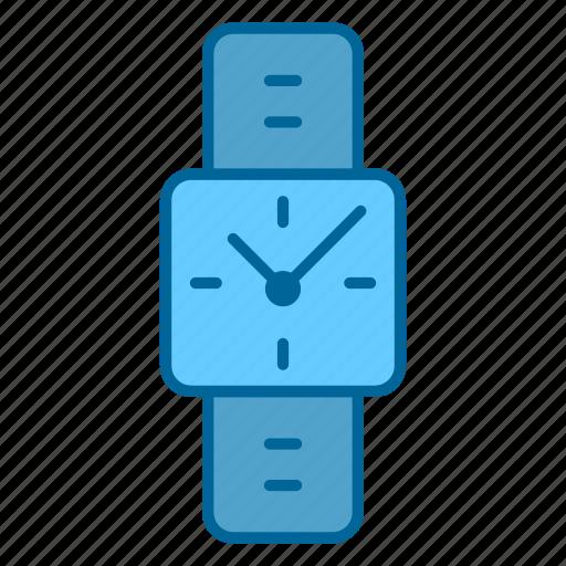 clock, deadline, hour, pointer, time, watch, wristwatch icon