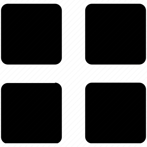 boxes, grid icon