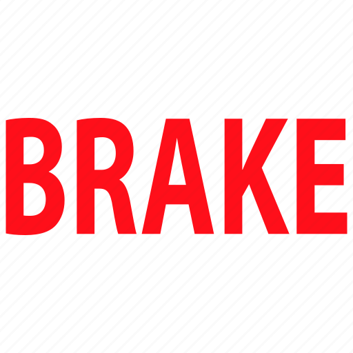brake, car, garage, parking, service icon