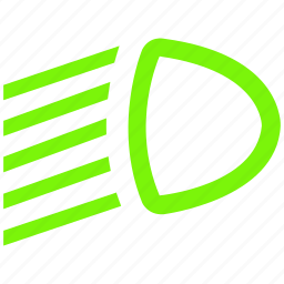beam, dipped, electricity, headlights, lamp, light, power icon