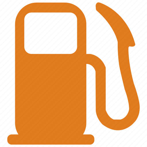 fuel, gas, indicator, oil, petrol, pump, station icon