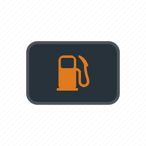 car, fuel, gas, indicator, petrol, pump, station icon