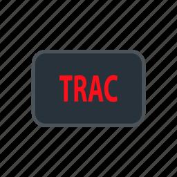 audio, control, media, multimedia, player, social, traction icon