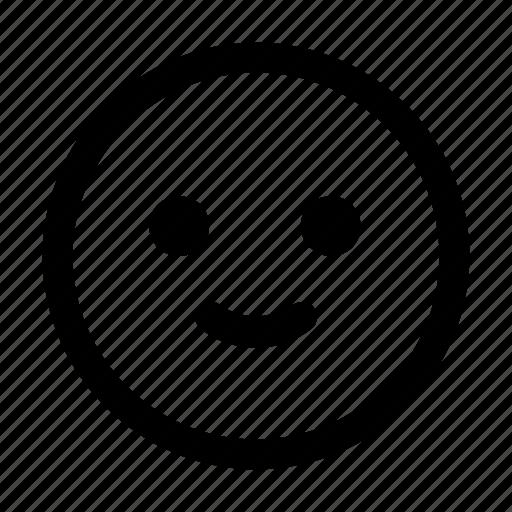 Smile, face, emoji, emoticon, emotion, smiley, happy icon - Download on Iconfinder
