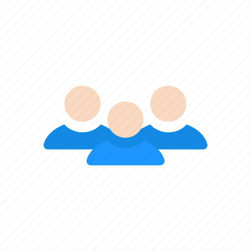avatar, connection, group, peers icon