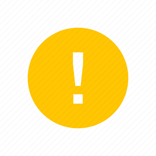 alert, caution, safety, warning icon