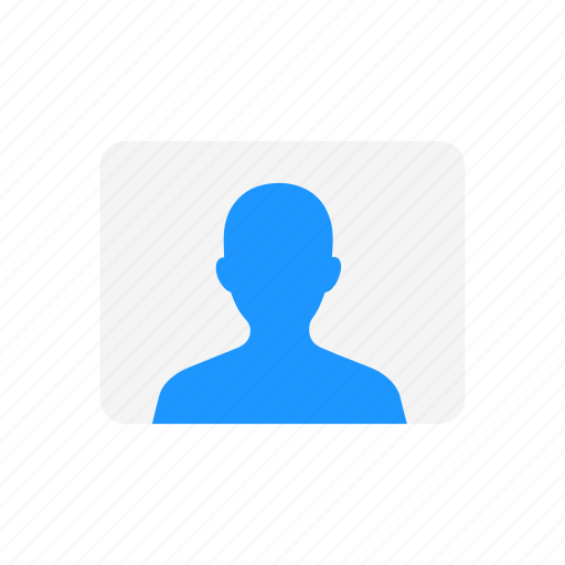 id, id identification, key card icon