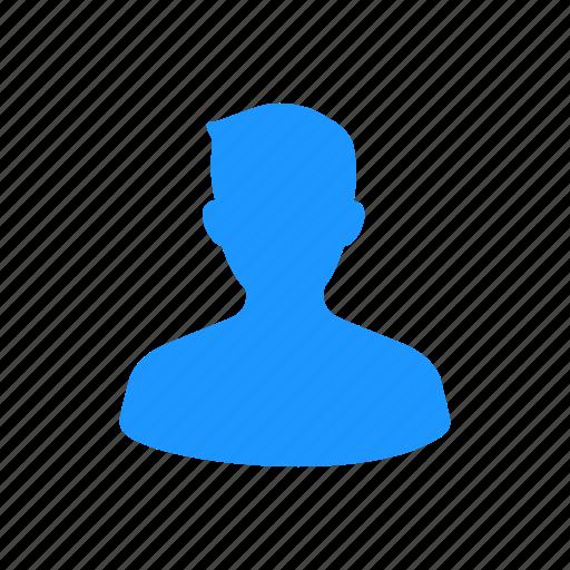avatar, guy, man, profile icon