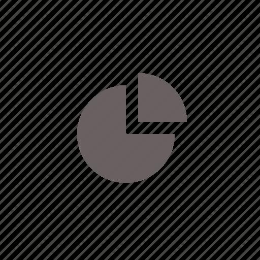 chart, data, pie icon