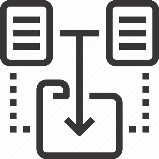 analysis, analytics, business, data, document, file, folder icon