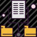 analysis, data, file, folder