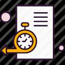 analysis, data, file, stopwatch, timing