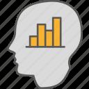 analysis, business, data, statistic icon