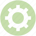 cog, gear, gearwheel, preferences, setting, setup