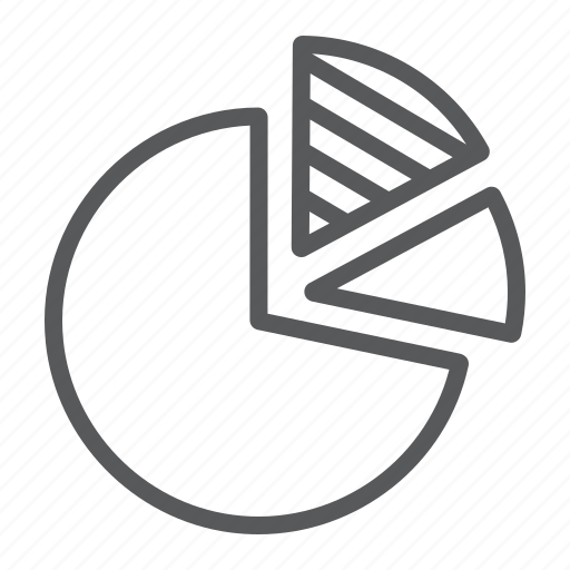 analytic, chart, data, diagram, graphic, pie, statistics icon